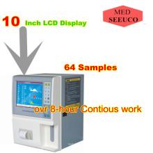 10-Zoll-LCD-Display-Full-Auto-Hämatologie-Analysegerät Ha-6000