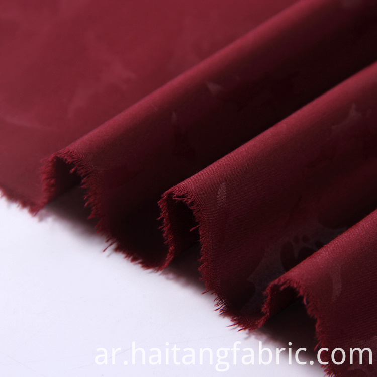 Embossing Woven Fabric