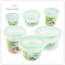 Lunch Box, Fresh-Keeping Plastic Food Container