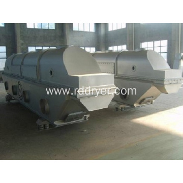 Design of fluidized bed dryer