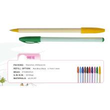 Шариковые ручки (981E)