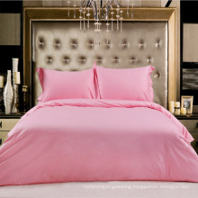 New Collection Bed Modern Style Bed Plain White Hotel/Home Bedding Linen (WS-2016235)