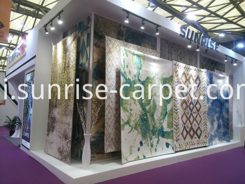 Domotex Asia Fair 1