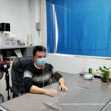 Office  desk Transparent divider Clapboard Bank Restaurant Acrylic Sheet Separation Board