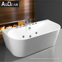 Aokeliya 1700 x 800mm whirlpool bath jet tub with massage system for 1-2 people