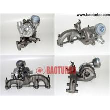 Gt1749V / 454232-5011 Турбокомпрессор для Audi / Seat / Skoda / Volkswagen