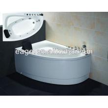 Eago bathtub corner massage bathtub AM161