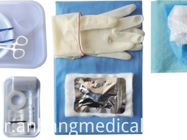 Disposable Angiography Kit