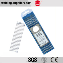 WC20 tungsten rods,ceriated welding electrodes