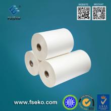 25mic Manufactory BOPP Impresión térmica de la película de la laminación