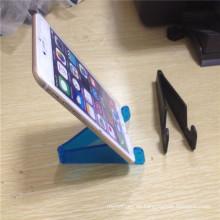 Sostenedor plegable del soporte para el teléfono celular y el cojín