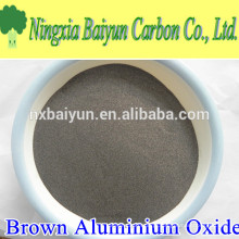 Óxido de alumina de 150mesh óxido de alumínio marrom para abrasivo revestido