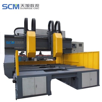 Tphd3020+Deep+Hole+High+Speed+CNC+Drilling+Machine