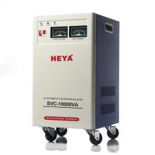PC SVC 10000VA 10KVA 10KW Servo Motor AC Voltage Stabilizer