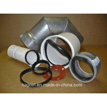 Anillo de goma para tubo de PVC