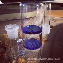 90 Degree Ash Catcher for Tobacco with Honeycomb Perc (ES-AS-005)