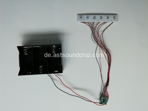 LED-Blinkmodul, POP-Display-Blinker, LED-Blinklicht
