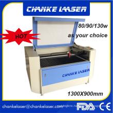 Ck1290 100W Acrylic Nameplate Laser Engraving Machine