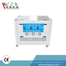Machine bien conçue de refroidisseur d'eau de découpage de laser en ligne avec le bon service après-vente