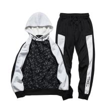 Survêtement Hommes 2pcs Casual Hoodies Jogging Pants