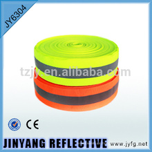 Varia cinta de cinta de seguridad reflectante poliéster