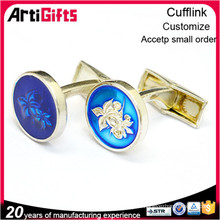 Factory wholesale metal airplane cuff links