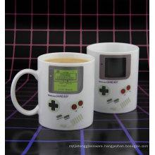 Nintendo Game boy mug,Magic Coffee Mugs,Heat Sensitive Mug