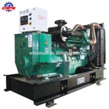 Fabricant chinois 6LTAA8.9-G2 6 cylindre refroidi à l'eau 200kw générateur à vendre