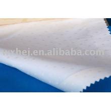 CVC60 / 40 Bettwäsche weiß gewebter Hoteltextilstoff