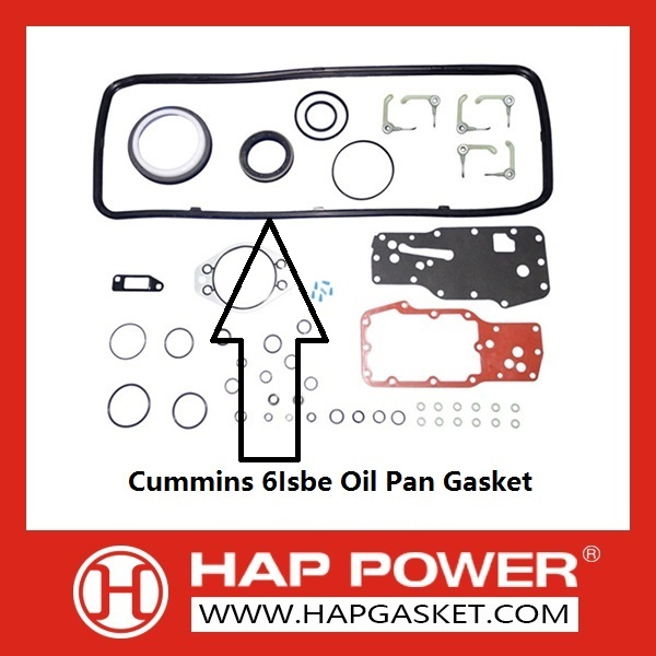 Cummins 6Isbe Oil Pan Gasket