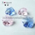 Роскошный цветок формы стекла Кулон бисер ювелирные бусины