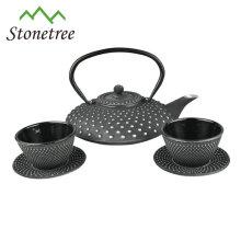 Chinesische Teekanne aus Gusseisenteekanne