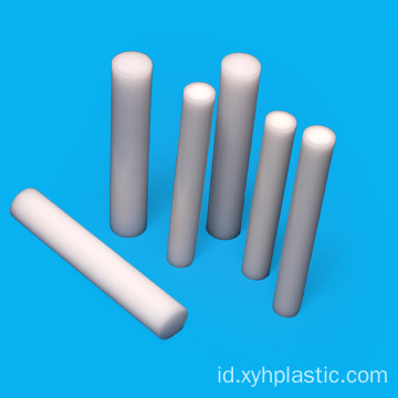 Black dan White Acetal Round Pom Bar