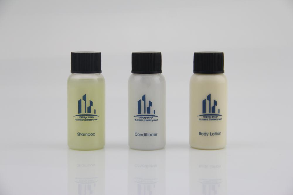 30ml Bottle Hotel Toiletries Shampoo With Printing