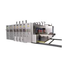 High Quality Flexo Printer Slotter Die Cutting Machine Carton Box Printing Slotting Machine Packing Packaging