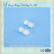 Capuchon d'héparine transparent à usage unique approuvé CE et ISO approuvé