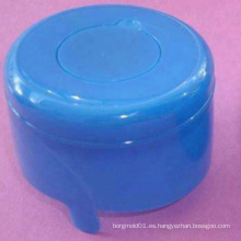 Molde de inyección de plástico para molde de tapa de botella de agua mineral 8 cavidades molde de inyección de tapa de galón con diseño de orificio