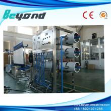 Línea de producción de llenado de botellas de agua de ahorro de energía