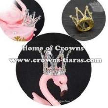 Crystal Crown Pendant Neckalce Pendant