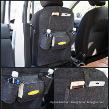 High Quality Colored Auto seat back package inner bag