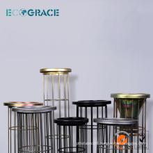 Bag Filter Stainless Steel Filter Bag Cage