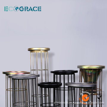 ECOGRACE Silicon Industrial PPS Tuch Staub Filterbeutel Käfig