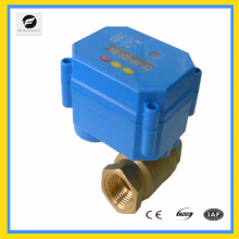 Timing electric ball valve CWX-15Q/N DC9-24V for garden Irrigation equipment,drinking water equipment,solar water heaters,washin