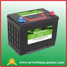 57024 bateria de carro da bateria 12V70ah da auto