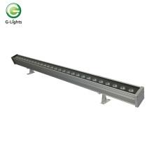 Arandela de pared RGB para exteriores 36W LED IP65