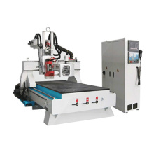 CNC Router Engraving Machine 1500 * 3000mm Pengukir