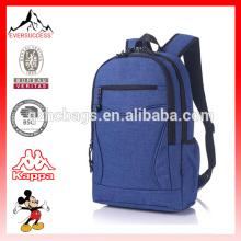 Mochila escolar de grande capacidade para adolescentes, mochila diaria com alça para computador