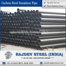Certificado ISO Tubos sin costuras de acero al carbono de excelente calidad - A 53 a bajo precio de mercado