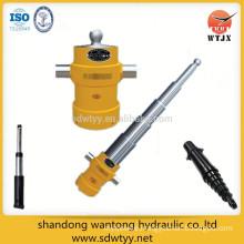 telescopic jack hydraulic cylinder