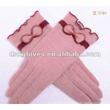 A class smartphone gloves woollen e- touch gloves for iphone